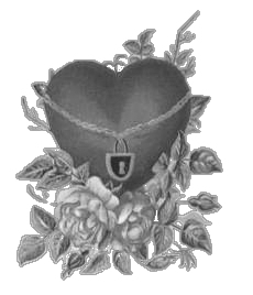 heart lock flower
