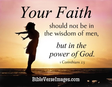 your faith